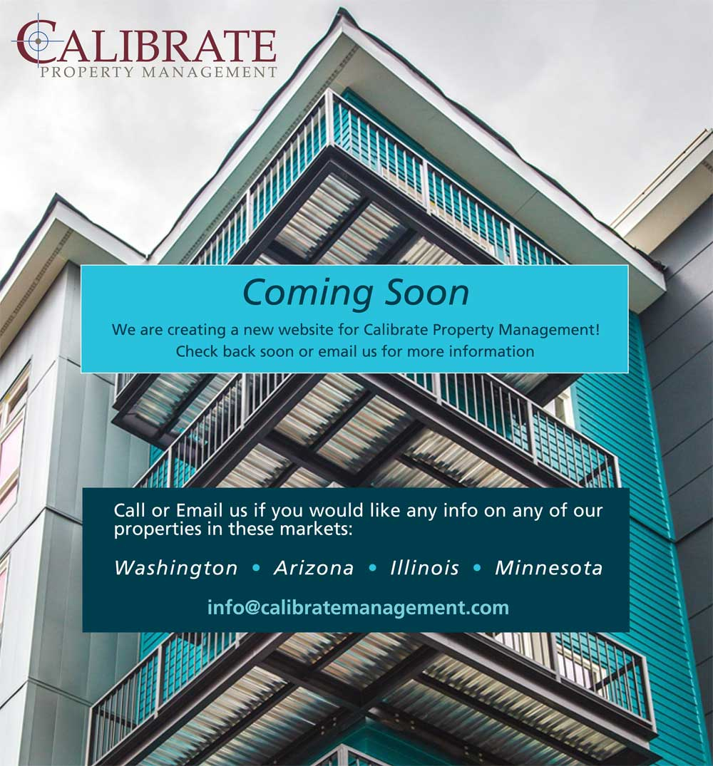 calibrate property management property operational services chicago illinois il minnesota washington seattle phoenix arizona